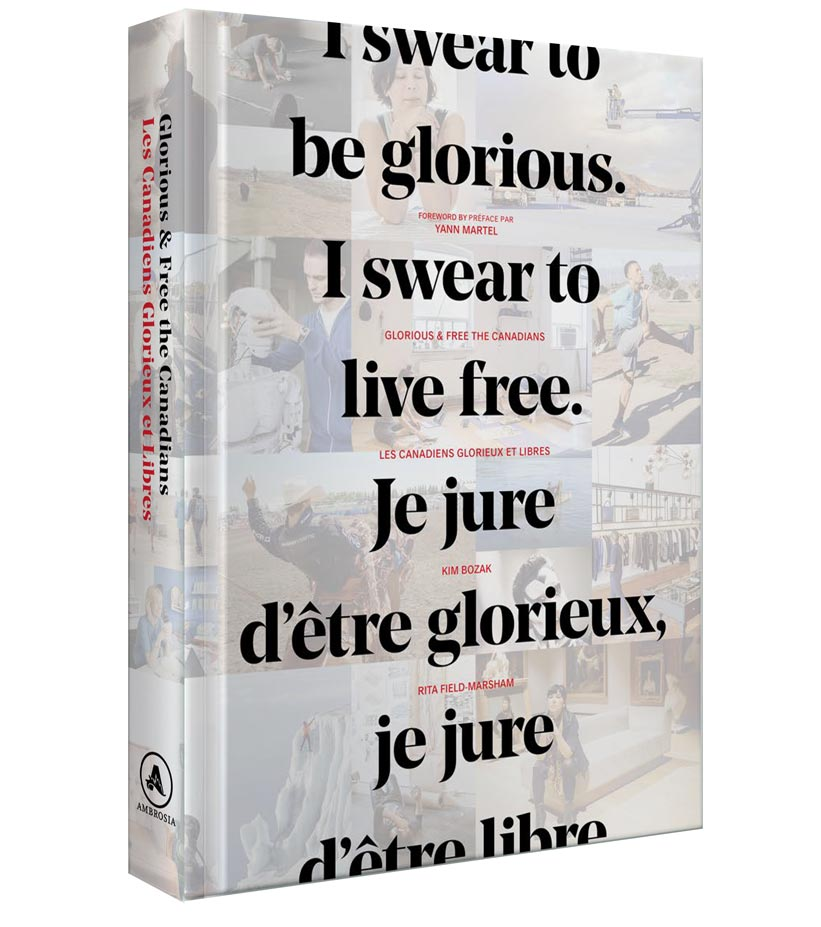 Glorious & Free Book - Bilingual